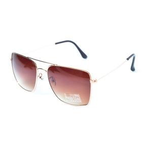 Óculos De Sol Feminino Design Eyewear Cor Marrom - Óculos no Mercado ... 24940f00a1