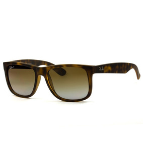Óculos De Sol Ray-ban Justin Unissex - Rb4165l 865 t5 09eb137b05