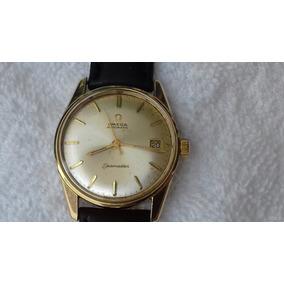 74eb1a67db06 Reloj Omega Seamaster De Ville Bisel De Oro - Relojes en Mercado ...