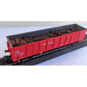 Vagón Cargo Con Carga De Chatarra (1) Marklin 47190 Marklgh