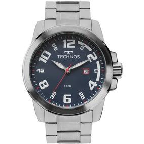 a81e17a4f9b Technos Golf 1m12lh Cor Prata Esportivo Masculino - Relógios De ...
