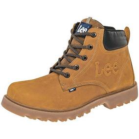 bb77bafff6a Botas Lee Camel Hombre - Zapatos en Mercado Libre México