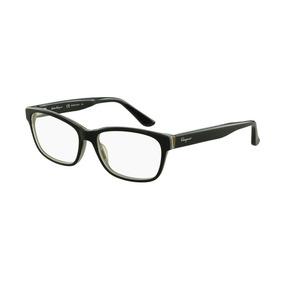 Salvatore Ferragamo Armação Óculos De Grau Armacoes - Óculos no ... 1376fd1ec4