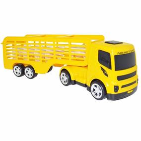 Caminhão Falcon Carga Viva Usual Brinquedos
