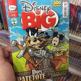 5 Hqs Disney Big Especial 38 42 43 44 48 Abril Frete Grátis