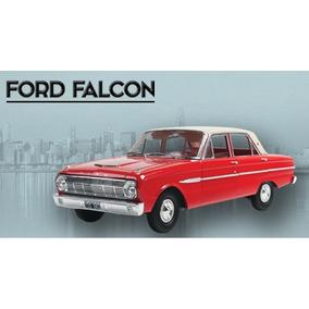 Ford Falcon 1/8 Rosario Hasta Nro 78 Todo Junto! No Sueltos