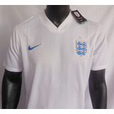 Camiseta Inglaterra Home 2014 Mundial Nike