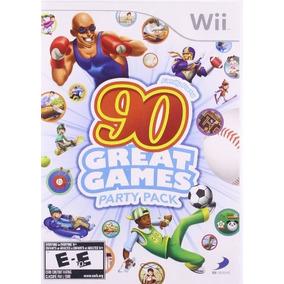 Family Party 90 Grandes Juegos - Nintendo Wii
