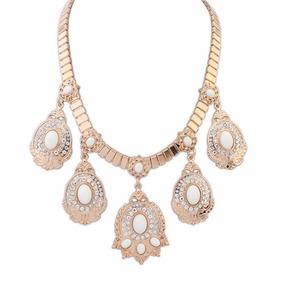 Maxicollar, Statement Necklace, Collar Para Mujer