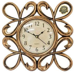 5a0d9063ac8 Relogio De Parede Em Bronze - Relógios no Mercado Livre Brasil