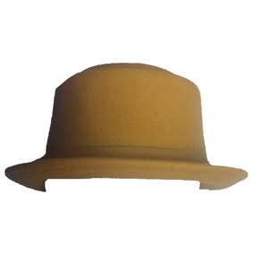 Sombrero Mujer Dama Coqueto Femenino Mostaza. 2 colores ebf762a3400