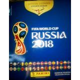 Album Panini Fifa World Russia 2018 Mundial