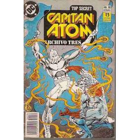 Capitan Atom 18 - Conflicto Final - Bates Weisman Broderick