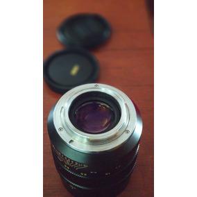 Lente 35 0.95 Sony E Mount A6300 A6500