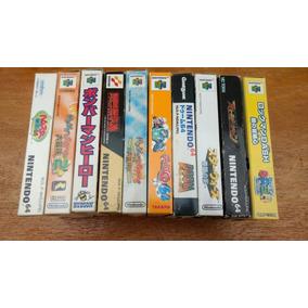 10 Jogos Originais N64 Perfeitos