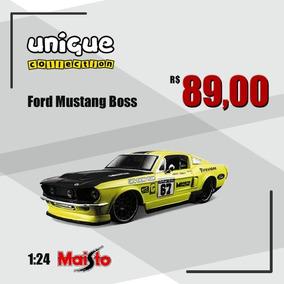Ford Mustang Boss Racing - Maisto