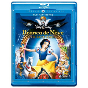 Branca De Neve E Os Sete Anões - Edição Diamante - 2 Disc
