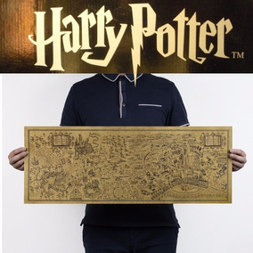 Quadro Poster Harry Potter Cartaz