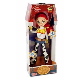 Disney Store Toy Story Talking Jessie 38cm Original 9cf83161c5d
