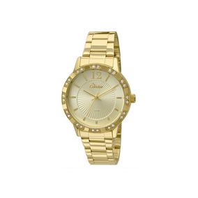 Relógio Feminino Condor Co2035kmn/4d Original Dourado Barato