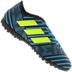 fac9251bb7 Chuteira Society Adida Verde - Chuteiras Adidas de Society no ...