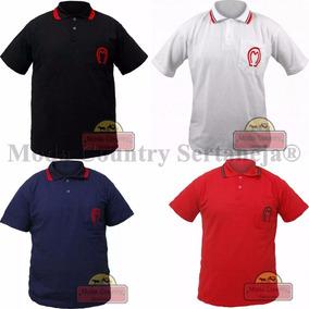 Camiseta Country Polo Mangalarga Marchador Oferta + Brinde fdd3b021d4292