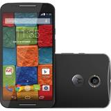 Moto X2 Motorola Xt1097 Preto 32gb Seminovo