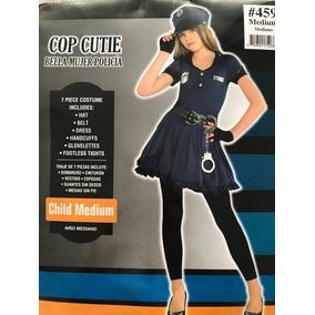 Disfraz De Policia (mujer Y - Disfraces en Mercado Libre Argentina c5491647992