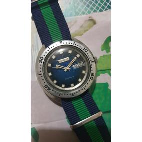 Reloj Benrus Diver Vintage Acero