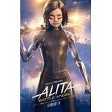 Filme Alita Anjo De Combate Dublado Envio Na Hora