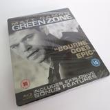 Steelbook Green Zone - Zona Verde - Lacrado! Ótimo Preço!