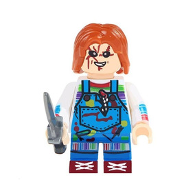 Filme Completo Chucky - Bonecos e Figuras de Ação no Mercado Livre ... 5d65b8ec1a2