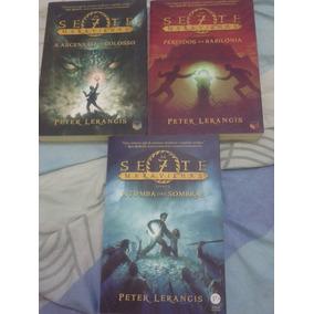 Coleçao Sete Maravilhas- Peter Lerangis- 3 Volumes