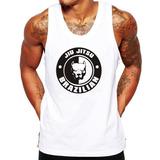 Camiseta Camisa Regata Jiu Jitsu Lutas Musculação Promoção 4f0ac00587f8f