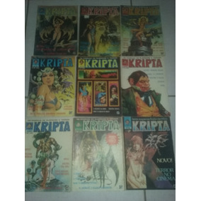 Kripta Lote 9 Revistas 11 12 14 15 19 20 23 24 26 Rge 1978