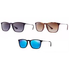 Óculos De Sol Masculino Ray Ban Chris - Óculos no Mercado Livre Brasil 35ab671fa3