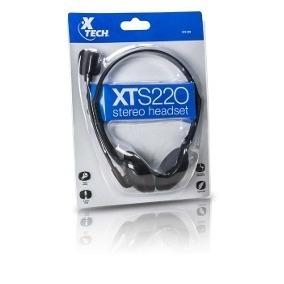 Audifono C/microfono Xtech 220 Estereo 3,5mm