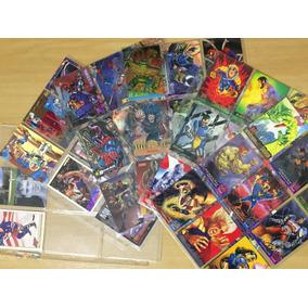 Lote Com 47 Cards (marvel, Nba, Mlb, Star Wars, Etc)