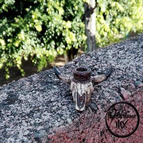 Pipas Para Fumar Artesanales - Cráneo Animal