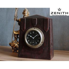 f452311c7c5 Zenith À Corda Cal. 106 Antigo E Raro Para Conserto. Usado - São Paulo ·  Vintage Chronometre Zenith Dashboard Clock 8 Dias Militar -