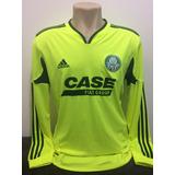 Camisa Palmeiras Verde Limao - Camisa Palmeiras Masculina no Mercado ... bb188d95a32f5