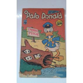 Revista Pato Donald N° 1362 Ano 77 Editora Abril Bom Estado