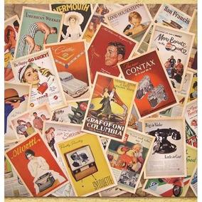Coca-cola / Marcas Clássicas - 32 Cartões Postais