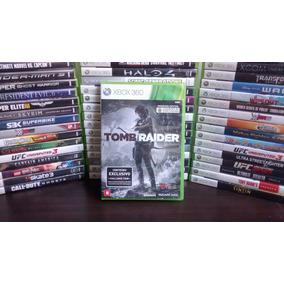 Tomb Raider - Xbox 360 - Original - Frete 12