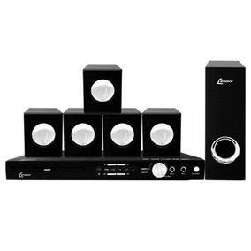 Home Theater Com Karaokê E Rádio Fm Ht-723