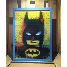Poster Lego Batman Quadro Decorativo
