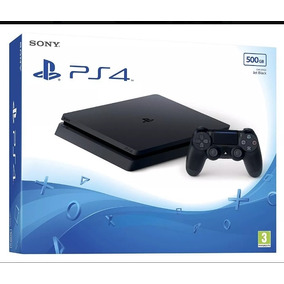 Playstation Ps4 Sony 500 Gb Novo Lacrado