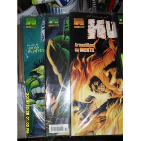 Coleção Completa Marvel Panini Comics Hulk
