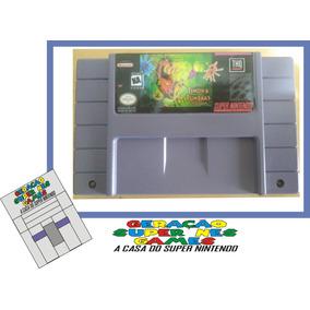 Timon & Pumbaas Timão E Pumba Original Super Nintendo Snes