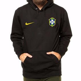 Blusa Moletom Blusão Brasil Seleção Futebol b623f10f44611